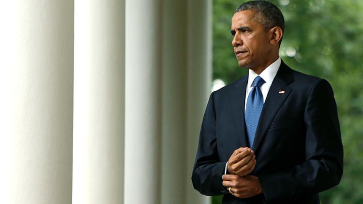 """""""Obama coloca minas terrestres en torno a algunos de sus logros políticos"""""""