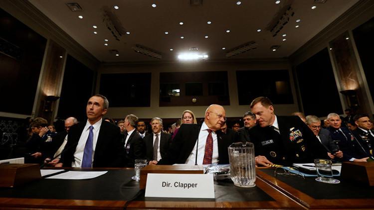 """Inteligencia de EE.UU., descontenta: """"RT, muy activa en promover un particular punto de vista"""""""