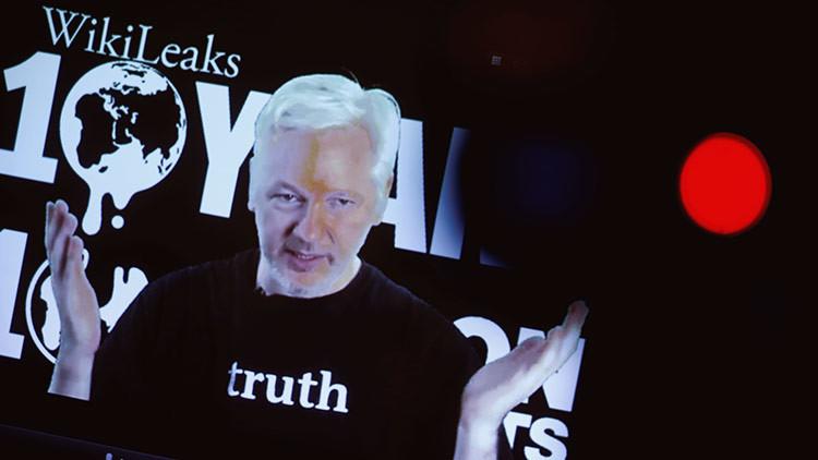 Assange revela por qué el Partido Demócrata perdió las elecciones en EE.UU.