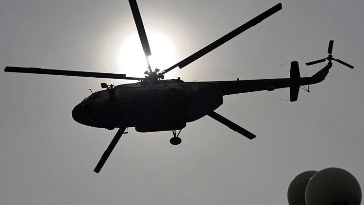 Medios: Hallan con vida a pasajeros del helicóptero perdido en Venezuela