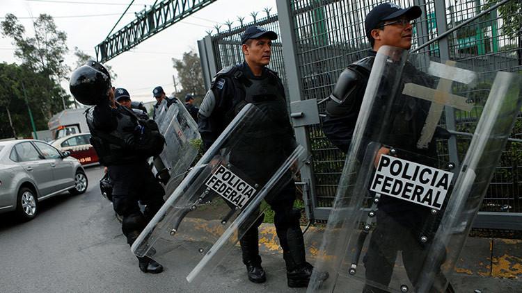 La Policía mexicana ubica a tres jóvenes torturados y asesinados