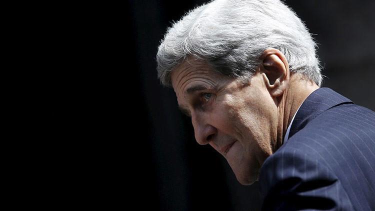 """""""EE.UU. es más respetado que antes"""": Kerry defiende el legado de Obama en política exterior"""