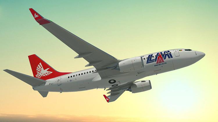 Un dron choca con un Boeing 737 cuando el avión se disponía a aterrizar