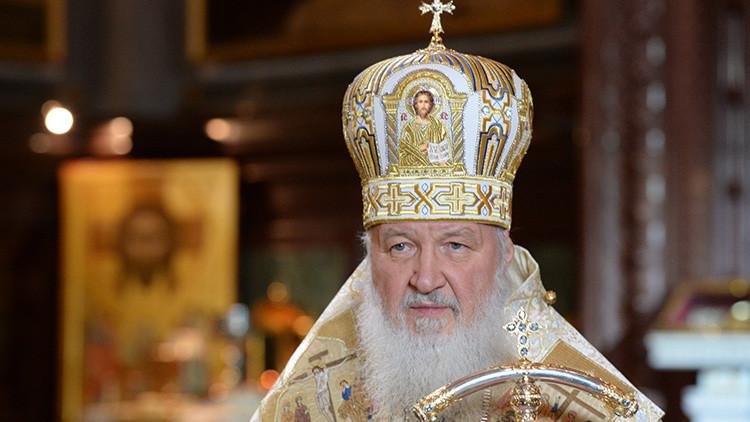 """Patriarca Kiril con motivo de la Navidad: """"Este momento es crucial en la historia de la humanidad"""""""