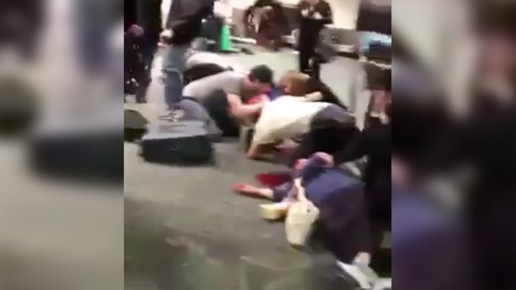 Publican el primer video del tiroteo en el aeropuerto de Fort Lauderdale