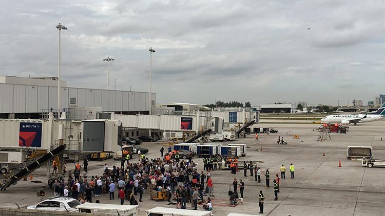 Todo lo que se sabe sobre el tiroteo en el aeropuerto de Fort Lauderdale