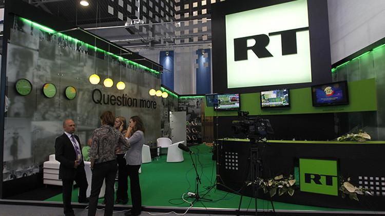 RT, estrella del informe sobre la supuesta injerencia rusa en las elecciones de EE.UU.