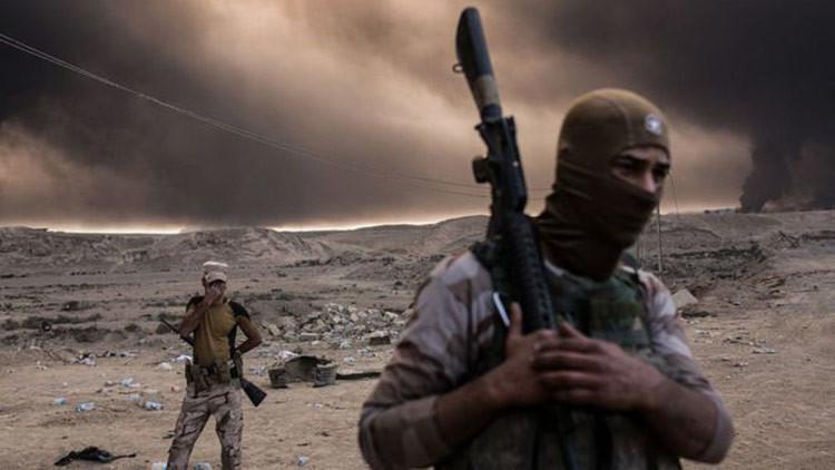 Irak recupera un área clave de Mosul frente al Estado Islámico