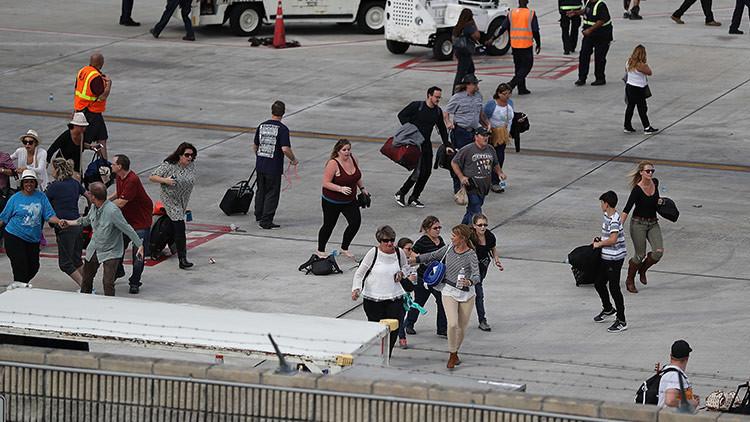 """""""Perdió la cabeza, veía cosas"""": este es el tirador del aeropuerto de Florida"""