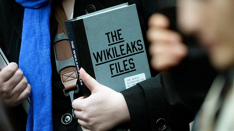 """WikiLeaks sobre el informe de Inteligencia de EE.UU.: """"Se basa en fuentes mediocres"""""""