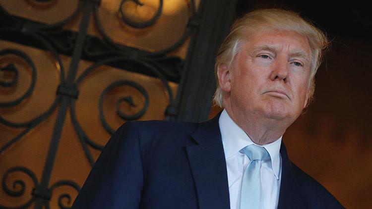 Trump anuncia la causa de los presuntos 'hackeos' al Partido Demócrata