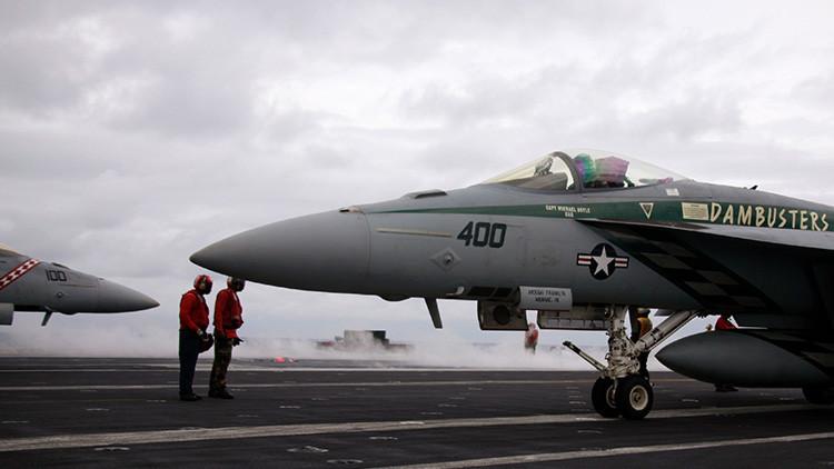 En el último año de gobierno de Obama, EE.UU. lanzó más de 26.000 bombas en siete países
