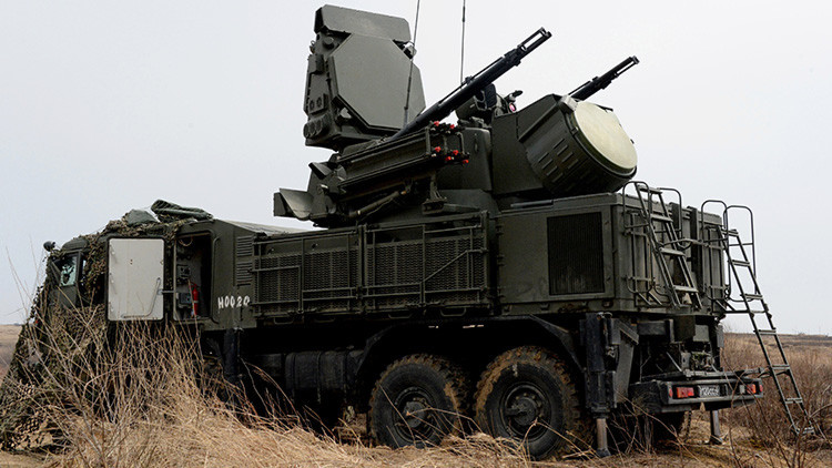 El cielo de Crimea, ahora más seguro: Rusia despliega el sistema antiaéreo Pántsir-S