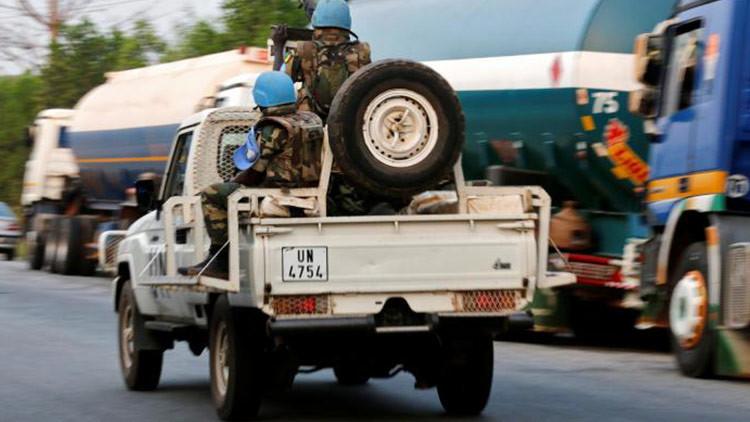 Soldados se amotinan y toman varias ciudades en Costa de Marfil