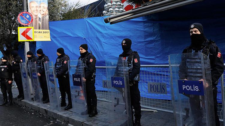 Turquía nombra al autor de la masacre de Nochevieja en Estambul