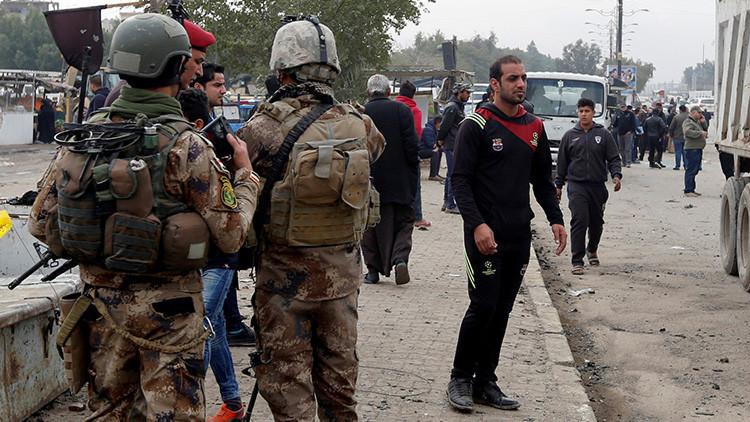 Fotos: Explosión de un coche bomba en Irak deja 13 muertos y 50 heridos