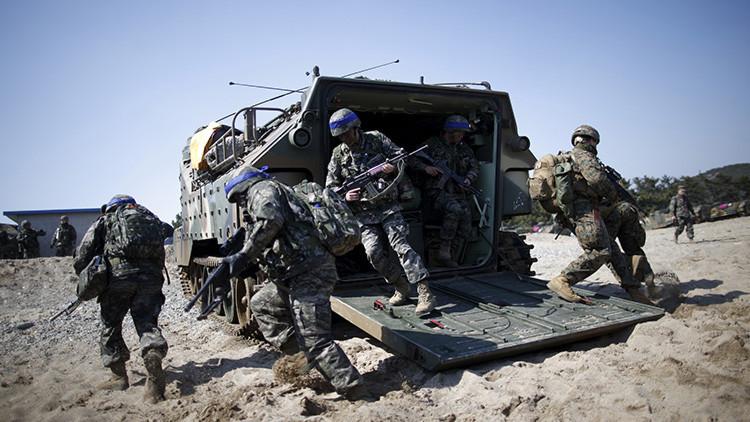 'La entrevista': EE.UU. y Corea del Sur crearán brigada para matar a Kim Jong-un en caso de guerra