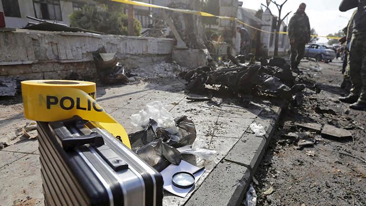 Detonación de un coche bomba se salda con 5 muertos y 15 heridos en Siria
