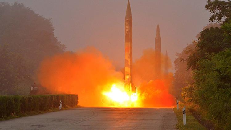 """Corea del Norte: """"Lanzaremos un misil balístico intercontinental en cualquier momento y lugar"""""""