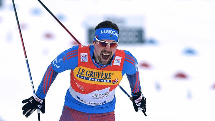 Serguéi Ustiugov, nuevo campeón del Tour de Esquí 2016-2017