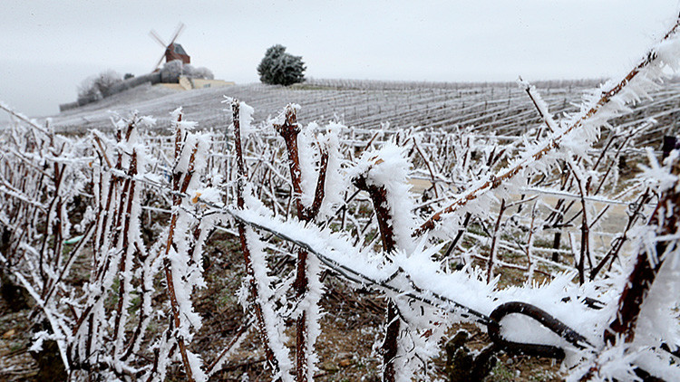 Más de 20 muertos por la ola de frío que golpea a Europa
