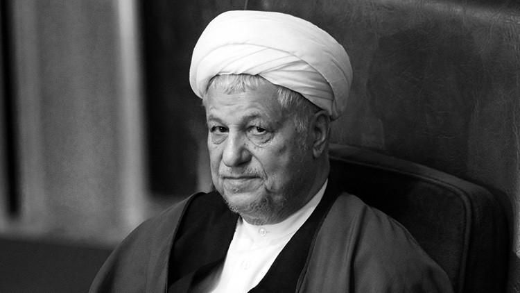 Fallece el expresidente de Irán, Rafsanyaní