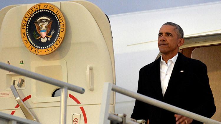 Obama asume su responsabilidad en el fracaso demócrata en las presidenciales
