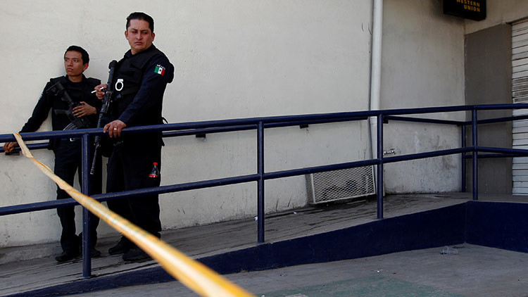 Detienen a un ciudadano estadounidense por el ataque al empleado consular de EE.UU. en México