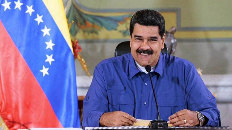 """Maduro creará un """"comando antigolpe"""" encabezado por el vicepresidente"""