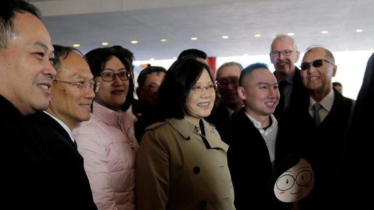"""""""Pekín preferiría romper sus relaciones con EE.UU."""" si Trump viola el principio de 'una sola China'"""