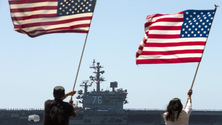 El ascenso de Rusia y de China 'abre el apetito' a la Armada de EE.UU.