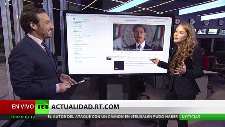 #QueHubieranHecho: Proponen a Peña Nieto la solución 'perfecta' para acabar con la crisis en México