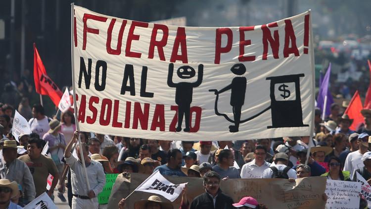 ¿#QuéHubieranHecho? Un excandidato presidencial responde con un plan ante el 'gasolinazo' en México