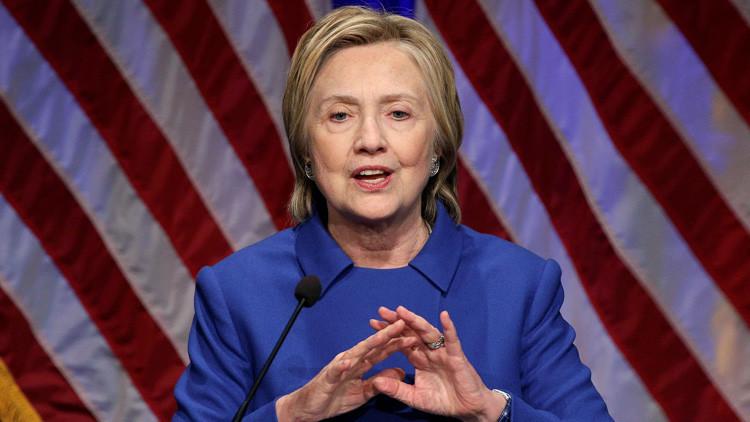 """""""Clinton no se postulará a la alcaldía de Nueva York ni a ningún otro cargo electo"""""""
