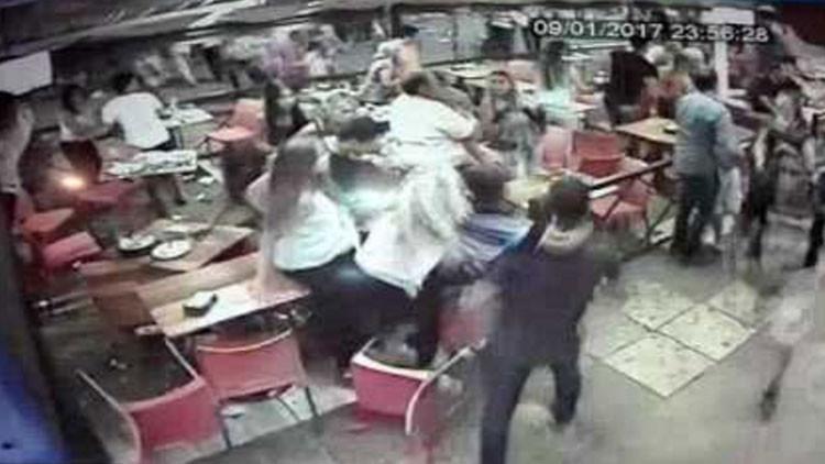 VIDEO: Una discusión entre dos familias genera disturbios en Argentina