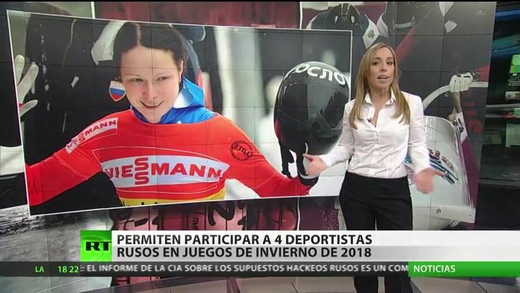 La Federación de Bobsleigh y Skeleton levanta las sanciones a cuatro deportistas rusos