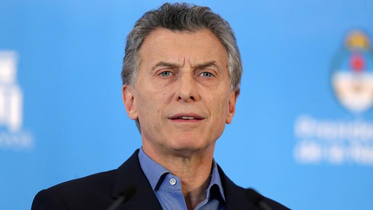 Mauricio Macri anuncia un acuerdo de explotación del yacimiento petrolífero Vaca Muerta