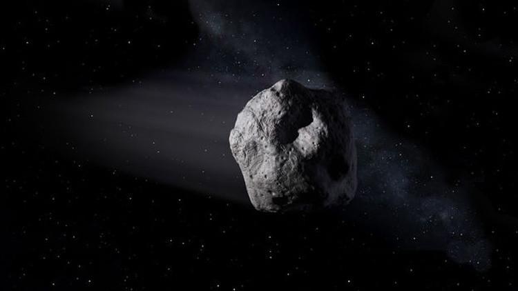 Un asteroide de gran tamaño 'rozó' la Tierra a una velocidad de 16 kilómetros por segundo