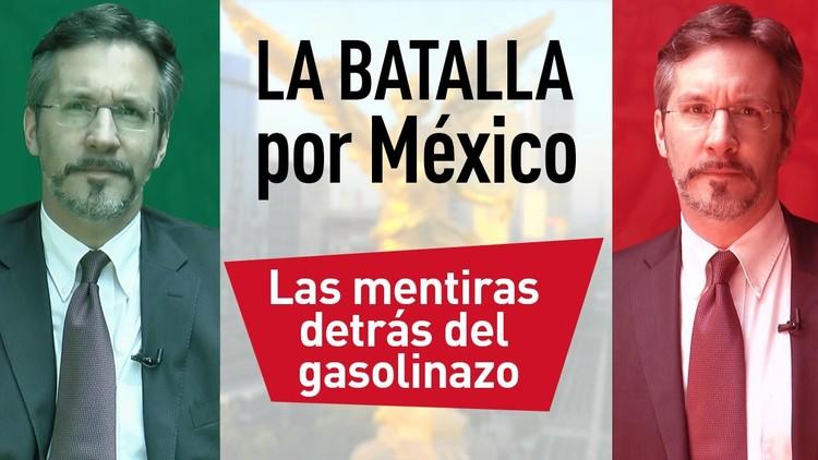 """""""No se dejen engañar: El 'gasolinazo' no es para programas sociales, es para la corrupción"""""""