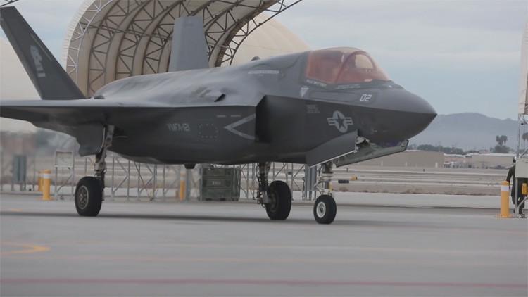 EE.UU. envía nuevos cazas a Japón F-35 (VIDEO)