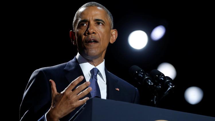 Lección diplomática: Pekín responde las palabras de Obama sobre la influencia china en el mundo