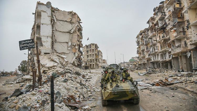 El infierno de Alepo: las imágenes después de la batalla quizá más sangrienta del siglo XXI