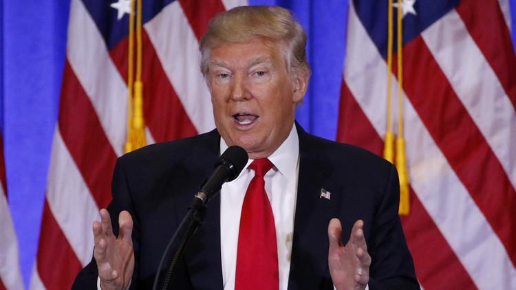 """Trump: """"Los mexicanos son una gente fenomenal pero tendrán que pagar por el muro"""""""
