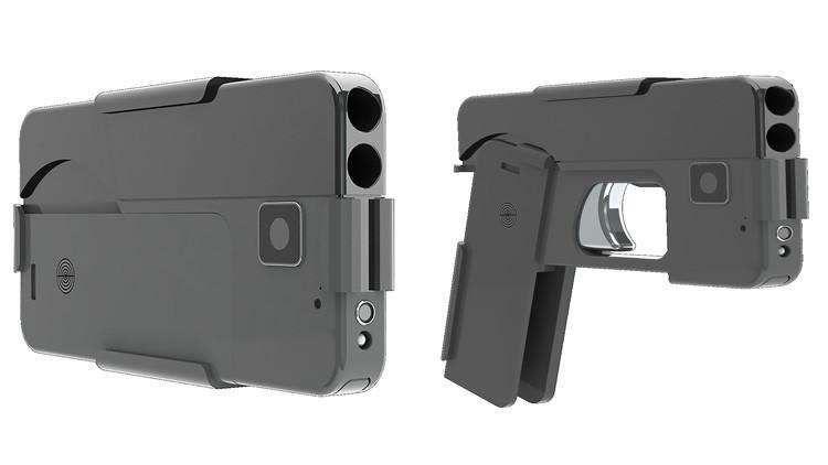 Cuidado al ver personas con iPhone en la mano: pueden resultar ser pistoleros