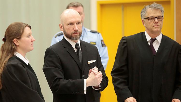 La Fiscalía noruega calcula cuánto le cuesta la protección del asesino Breivik