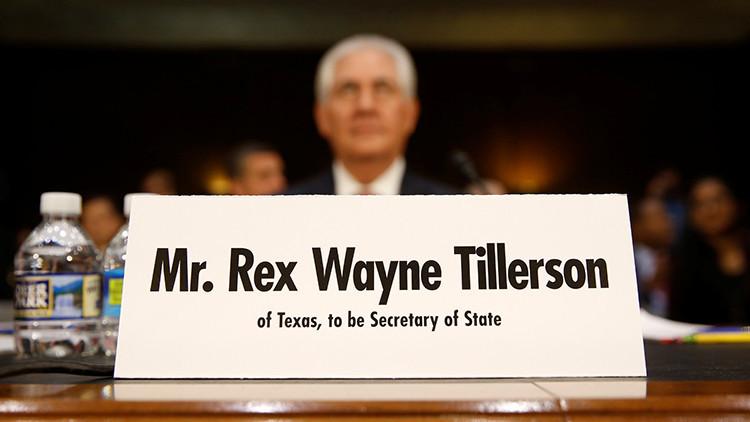 Tillerson revisará la decisión de retirar a Cuba de la lista de patrocinadores del terrorismo