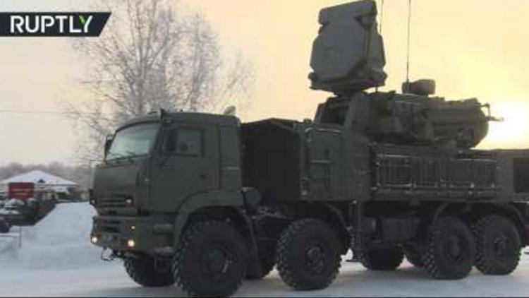 VIDEO: Así es el regimiento con sistemas S-400 que protegerá a Moscú