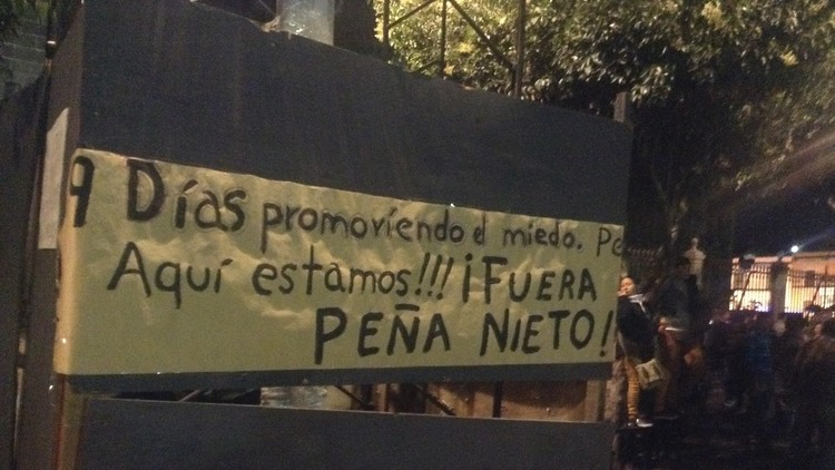 """La """"psicosis mexicana"""": ¿Quién infundió el miedo durante las protestas contra el 'gasolinazo'?"""