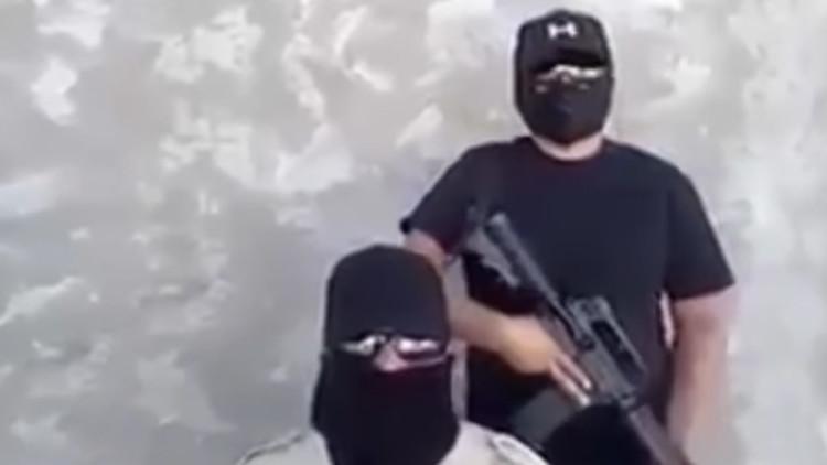 Contra el 'gasolinazo': Un encapuchado insta al pueblo mexicano a saquear casas de políticos (VIDEO)