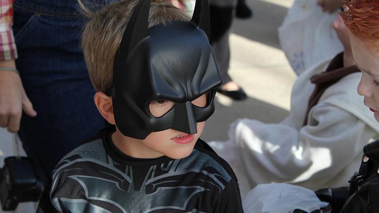 Estudio: ¿Pueden los superhéroes convertir a su hijo en el 'matón' de la clase?